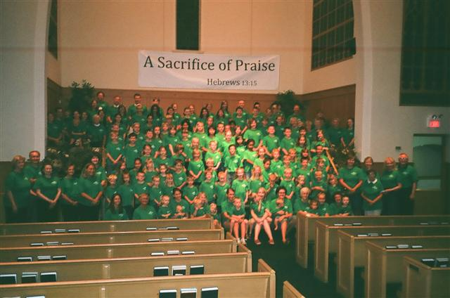 2010 Kids Choir Camp