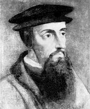 Picture of John Calvin